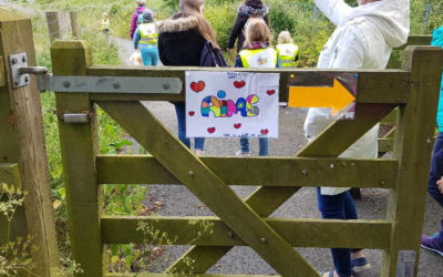 Sponsored Walk 8th June 2019